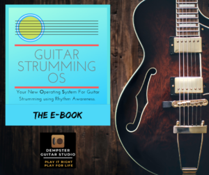 Guitar Strumming E-Book